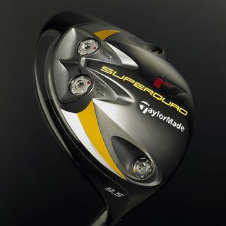 Mighty TaylorMade SuperQuad r7 Driver